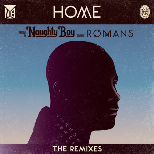 Home (Kat Krazy Remix) [feat. ROMANS]