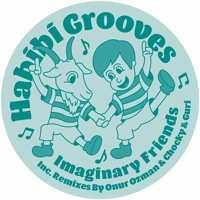 LISZTWAX003 Habibi Grooves - Imaginary Friends |Preview| (Vinyl Only)