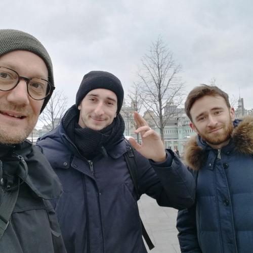 Voyages decarbonés (et tellement plus intéressants), à l'aventure, en Russie -