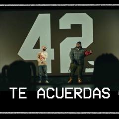 @Sech, @Arcangel - Te Acuerdas