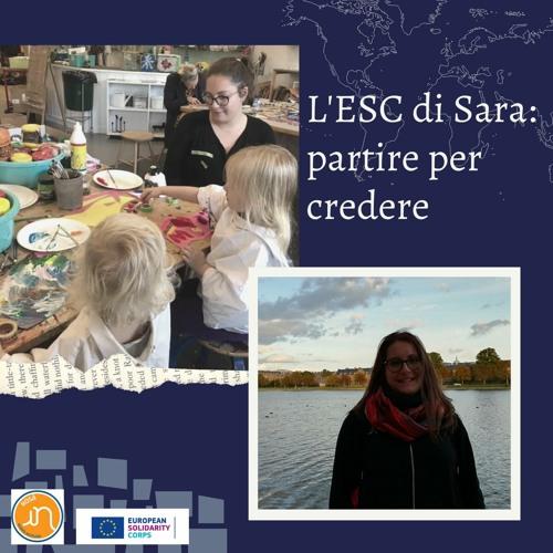 L'ESC di Sara: partire per credere