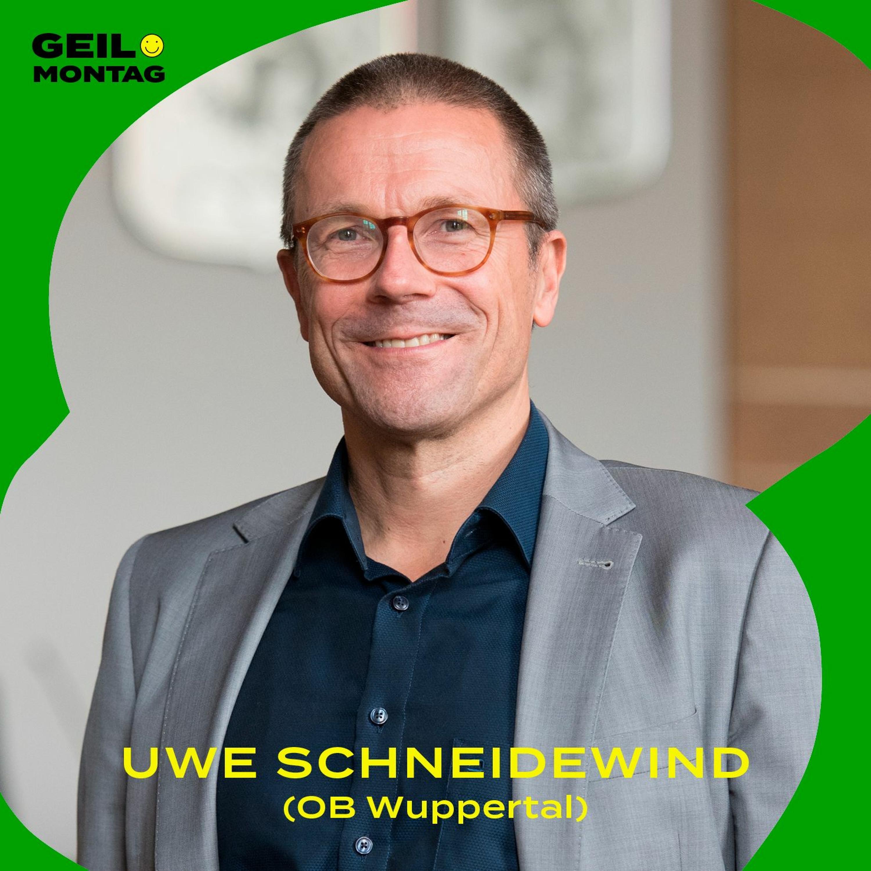 Uwe Schneidewind (OB Wuppertal): Warum ist Lokalpolitik so wichtig beim Kampf gegen den Klimawandel?