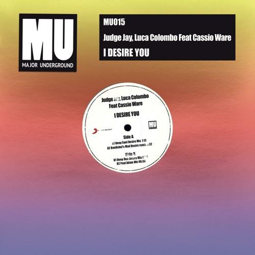 I Desire You (Deep Soul Desire Mix) [feat. Cassio Ware]