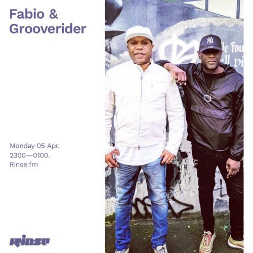 Download Fabio & Grooverider - Rinse FM (05-04-2021) mp3