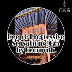 Deep & Progressive Sensations #025