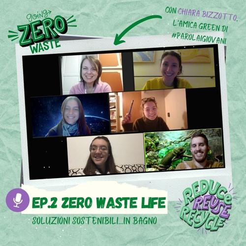 ZERO WASTE LIFE: soluzioni sostenibili...in bagno