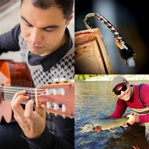 147 Stanton Jack, Fly tying, Competitive Fly Fishing and Classical guitar