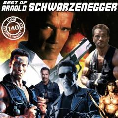 Folge 140 - Arnold Schwarzenegger - Seine besten Filme  (Conan, The Terminator, True Lies, Predator)
