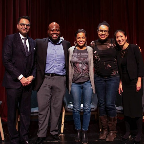 Community Conversations - Staging Justice