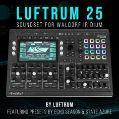 Luftrum 25 - Preset Audio Demo