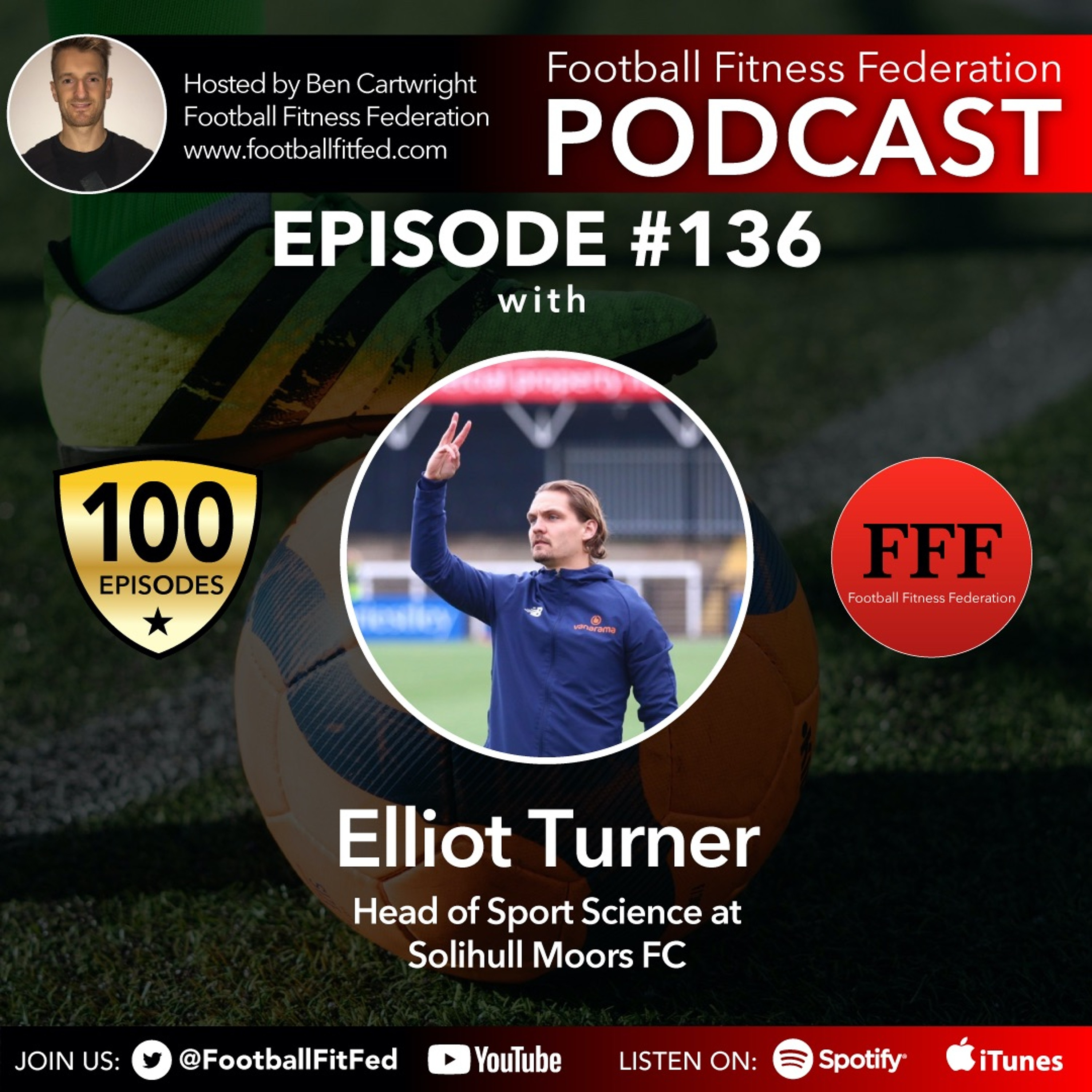 """#136 """"Creating An Elite Environment"""" With Elliot Turner"""
