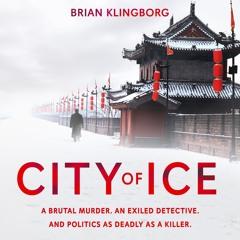 CITY OF ICE by Brian Klingborg, read by PJ Ochlan - audiobook extract