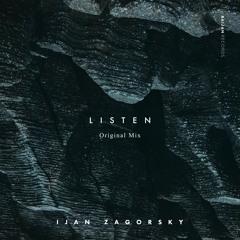 Ijan Zagorsky - Listen