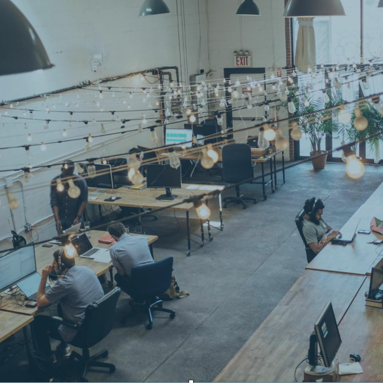 #54 - Framtidens arbetsplats måste vara hybrid