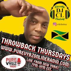 DJ CL Pure Vybz Radio 9-16-21