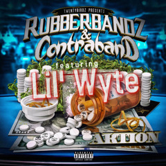 Aktion - Rubberbandz & Contraband (Feat. Lil Wyte)