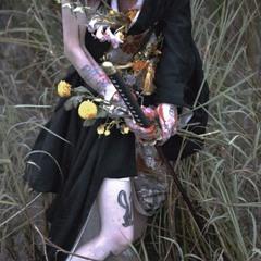 Girl's Swordsman