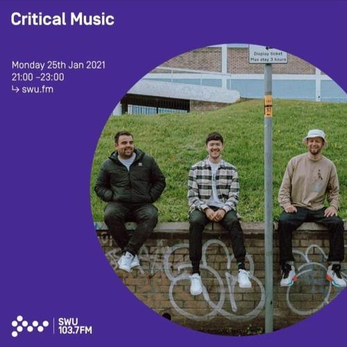 Critical Music w/ Sam Binga, Foreign Concept & Hyroglifics | SWU.FM | 25.01.2021