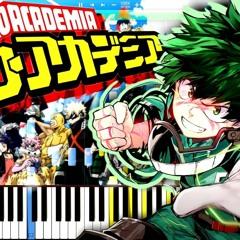 Boku No Hero Academia Season 5 OP - No.1 (Piano Version)
