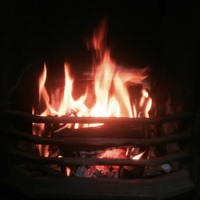 Fire - for orchestra (MIDI mockup)