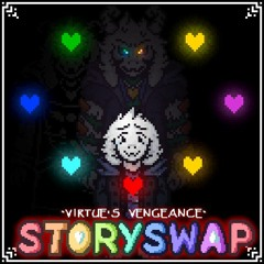 「Storyswap COLOR」ー Virtue's Vengeance ~ The Savior's Finale 《SayoScarred》