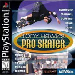 Tony Hawk Pro Skater Main Theme
