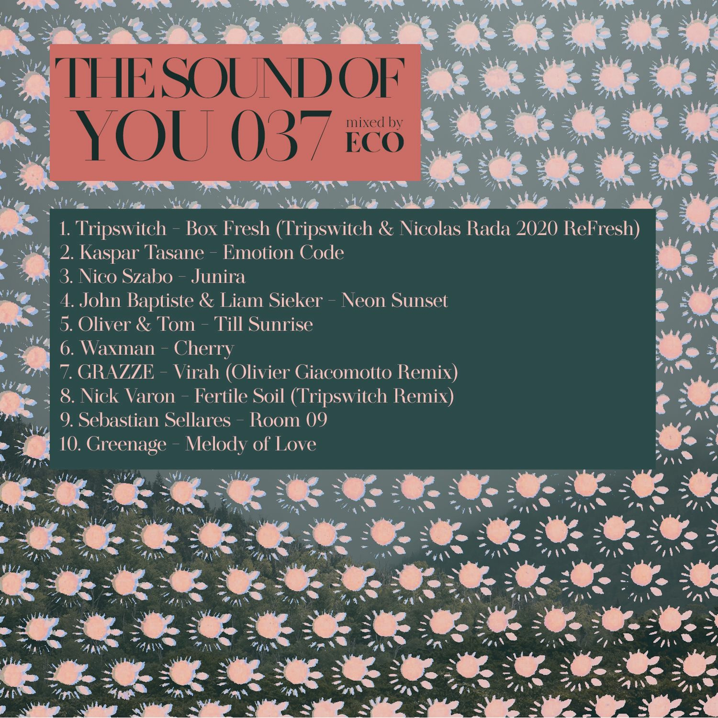 The Sound of You 037