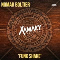 Nomar Boltier 'Funk Shake'