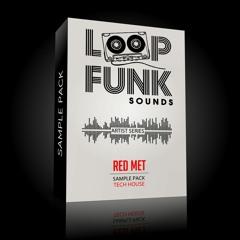 RED MET - SAMPLE PACK [Tech House] // LOOP FUNK SOUNDS