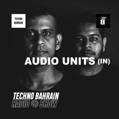 048 | AUDIO UNITS [LIVE] (IN) | Techno mix