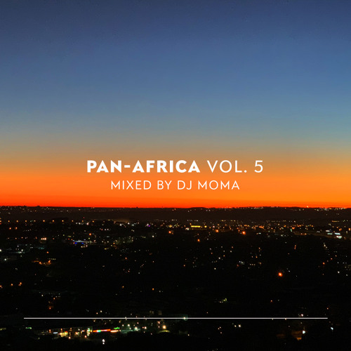 PAN-AFRICA VOL 5 mixed by DJ MOMA