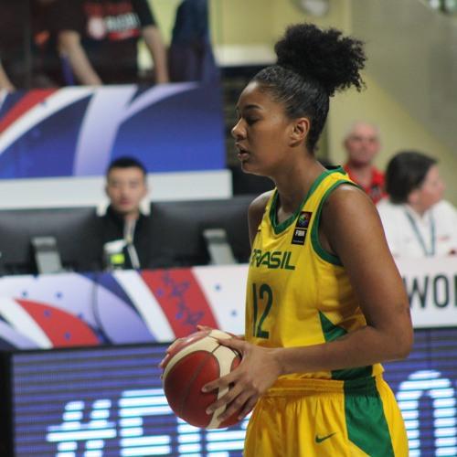 #012 - Rádio CBB: Damiris Dantas fala da Seleção, WNBA e do COVID-19 na Coreia do Sul