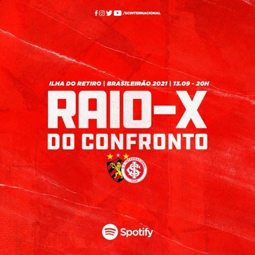 Raio-X #49   Sport x Internacional   13/09/2021