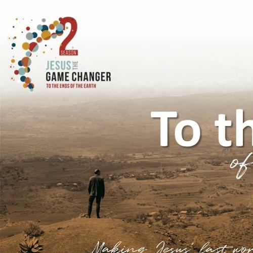 Jesus the Game Changer - Week 2 - New Identity in Christ - Rev Peter Nielsen