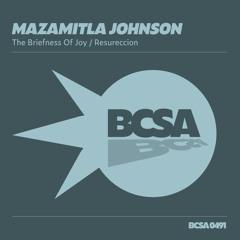 Mazamitla Johnson - The Briefness of Joy [Balkan Connection South America]