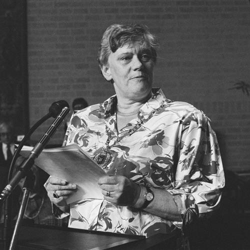 Ien Dales, de eerste vrouwelijke burgemeester van Nijmegen