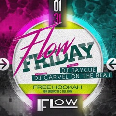 Flow Lounge LIVE (JAN. 31st)
