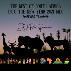 The best of South Africa into the new year 2021 ampiano limpopo - DJ Ras Sjamaan