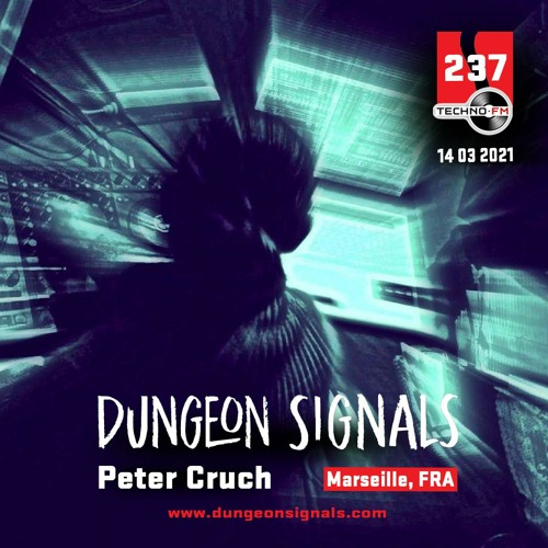 Dungeon Signals Podcast 237 - Peter Cruch