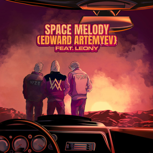 Space Melody (Edward Artemyev) [feat. Leony] by VIZE