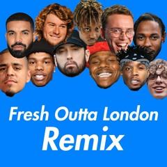 Fresh Outta London (feat. KSI, Drake, DaBaby, Tory Lanez, Eminem, J. Cole, Juice, Kendrick & 3 MORE)