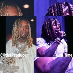 "[FREE] Von x Lil Durk x Moneybagg Yo Type Beat ""Opp Time"" (Prod. CKthaProducer)"