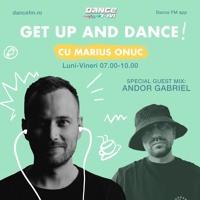 Get Up And DANCE!   Episode 369 (guest   Andor Gabriel)