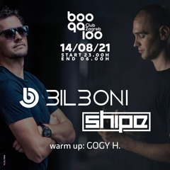 BILBONI  Boogalo Club 14.8.2021 Techno Set 1st Part Free Donwload