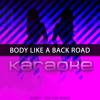 Body Like a Back Road