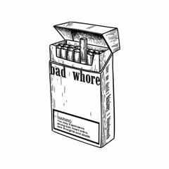 Bad Whore feat. naisujonez & BloodyMouth (prod. Frevel)