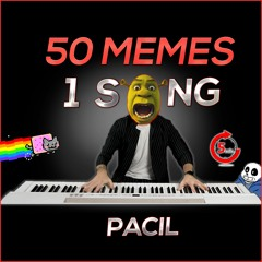 50 MEMES in 1 SONG(in 5 Minutes)