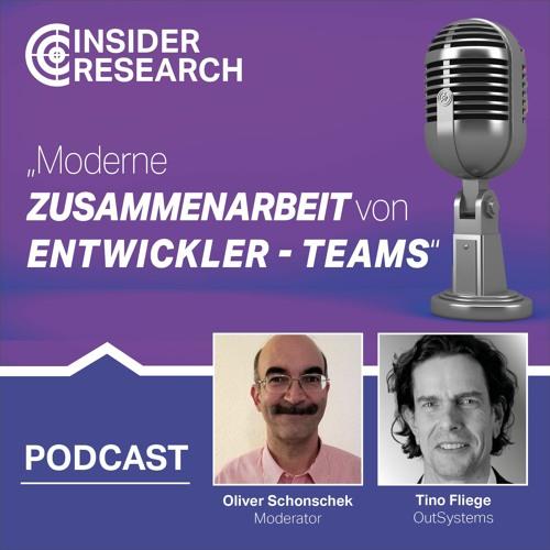 Moderne Zusammenarbeit von Entwickler-Teams, ein Interview mit Tino Fliege von OutSystems