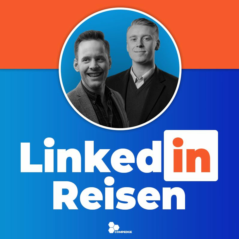 LinkedIn-Reisen #1   Introduksjon til reisen og møte med LinkedIn representant i Norge