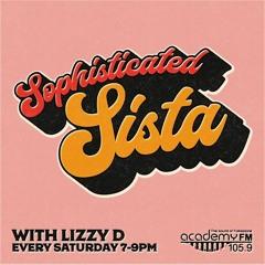 Sophisticated Sista Radio Show No 1
